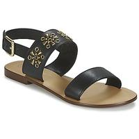kengät Naiset Sandaalit ja avokkaat Betty London IKIMI Black