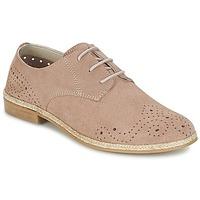 kengät Naiset Derby-kengät Betty London IKATA Vaaleanpunainen
