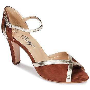 kengät Naiset Sandaalit ja avokkaat Betty London IFLORE Brown