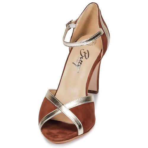 Betty London Iflore Brown - Ilmainen Toimitus- Kengät Sandaalit Naiset 58