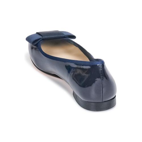 Betty London Florette Blue - Ilmainen Toimitus- Kengät Balleriinat Naiset 57