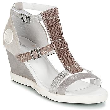 kengät Naiset Sandaalit ja avokkaat Pataugas WAMI-F2B Grey