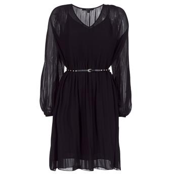 vaatteet Naiset Lyhyt mekko Pepe jeans WINONA Black
