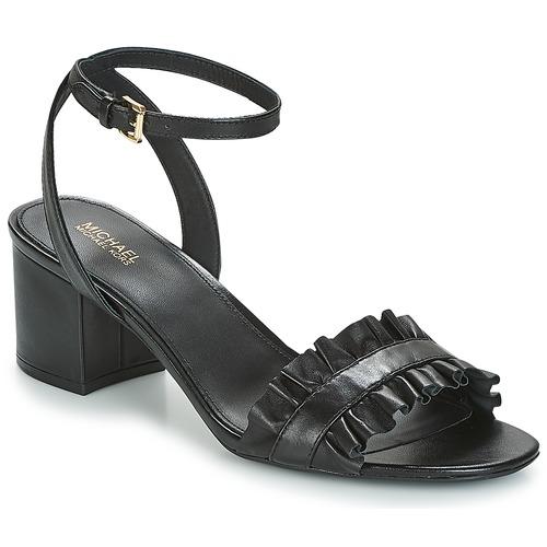 kengät Naiset Sandaalit ja avokkaat MICHAEL Michael Kors BELLA FLEX MID Black