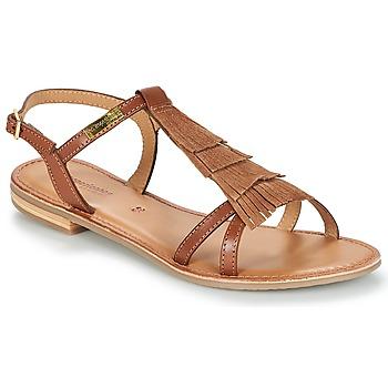 kengät Naiset Sandaalit ja avokkaat Les Tropéziennes par M Belarbi BELIE Ruskea