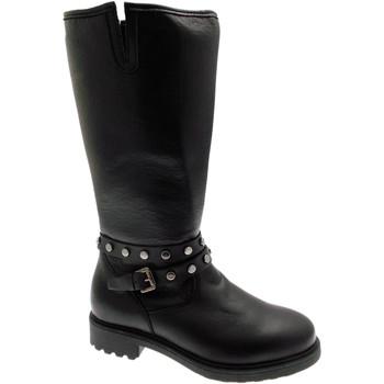 kengät Naiset Saappaat Calzaturificio Loren LOC3748ne nero