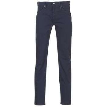 vaatteet Miehet 5-taskuiset housut Levi's 511™ SLIM FIT Blue / Fonce