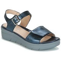 kengät Naiset Sandaalit ja avokkaat Stonefly AQUA III Blue