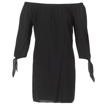 vaatteet Naiset Lyhyt mekko Les Petites Bombes ARIN Black