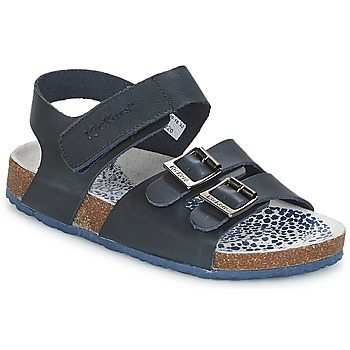 kengät Pojat Sandaalit ja avokkaat Kickers MAGINATION Laivastonsininen