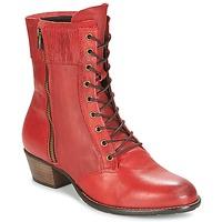 kengät Naiset Nilkkurit Dkode RONNIE Red