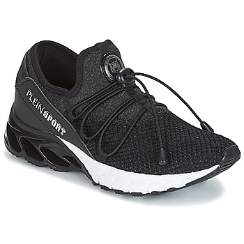 kengät Naiset Matalavartiset tennarit Philipp Plein Sport KRISTEL Black