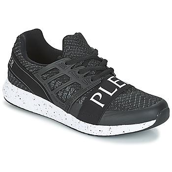 kengät Naiset Matalavartiset tennarit Philipp Plein Sport RUTH Black