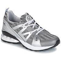 kengät Naiset Matalavartiset tennarit Philipp Plein Sport ARLENIS Grey / Silver
