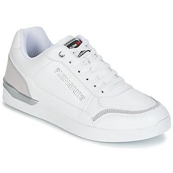 kengät Miehet Matalavartiset tennarit Philipp Plein Sport CHECKMATE White