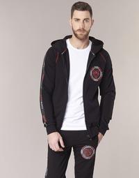 vaatteet Miehet Svetari Philipp Plein Sport FLY HIGH Black