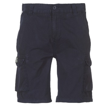 vaatteet Miehet Shortsit / Bermuda-shortsit Schott TROLIMPO30 Laivastonsininen
