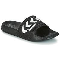 kengät Rantasandaalit Hummel LARSEN SLIPPPER Black