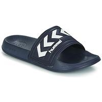 kengät Rantasandaalit Hummel LARSEN SLIPPPER Blue
