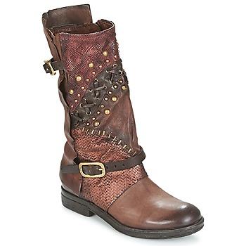 kengät Naiset Bootsit Airstep / A.S.98 VERTI Choco / Amaranto
