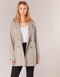 vaatteet Naiset Takit / Bleiserit Betty London  Beige