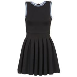 vaatteet Naiset Lyhyt mekko Manoush ATHLETE Black