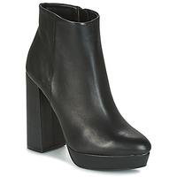 kengät Naiset Nilkkurit Buffalo  Musta