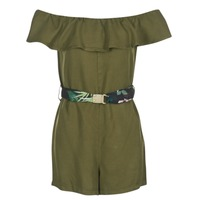 vaatteet Naiset Lyhyt mekko Guess RESPUNNI Green