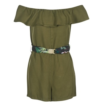 vaatteet Naiset Lyhyt mekko Guess RESPUNNI Kaki