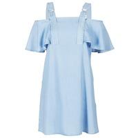 vaatteet Naiset Lyhyt mekko Guess RACUNO Blue
