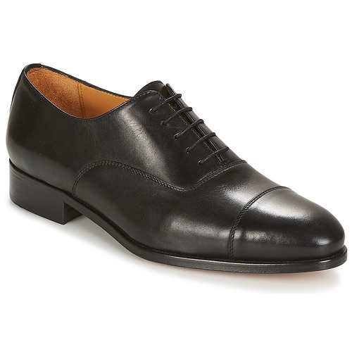 kengät Miehet Herrainkengät Brett & Sons FENOZEO Black