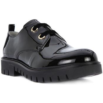 kengät Tytöt Derby-kengät NeroGiardini NERO GIARDINI  DIAMOND NERO Nero
