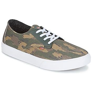 kengät Miehet Skeittikengät Globe Motley LYT Green