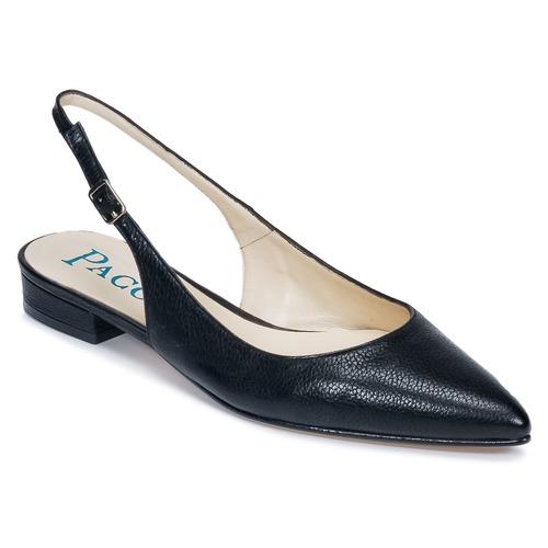 kengät Naiset Sandaalit ja avokkaat Paco Gil MARIE TOFLEX Black