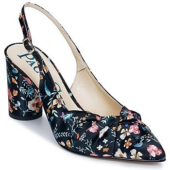kengät Naiset Sandaalit ja avokkaat Paco Gil CLAIRE TOFLEX Musta