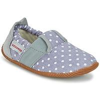 kengät Tytöt Tossut Giesswein Silz - Slim Fit Grey