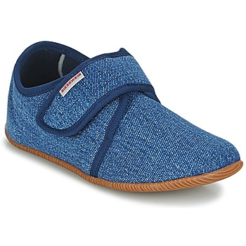 kengät Lapset Tossut Giesswein Senscheid Blue