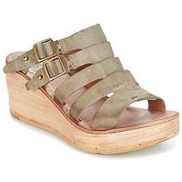 kengät Naiset Sandaalit ja avokkaat Airstep / A.S.98 NOA Kaki