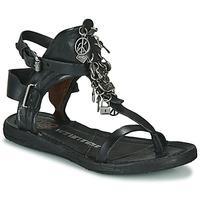 kengät Naiset Sandaalit ja avokkaat Airstep / A.S.98 RAMOS Black