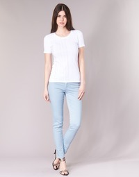 vaatteet Naiset Skinny-farkut Versace Jeans Couture A1HRB0J7 Blue