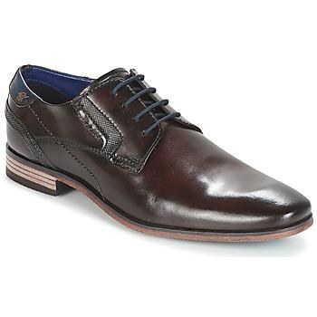 kengät Miehet Derby-kengät Bugatti Refito Brown
