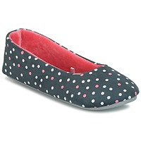 kengät Naiset Tossut DIM D BELINDA Grey / Pink