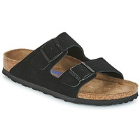 kengät Naiset Sandaalit Birkenstock ARIZONA SFB Black