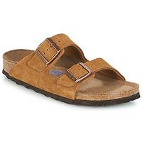kengät Naiset Sandaalit Birkenstock ARIZONA SFB Brown