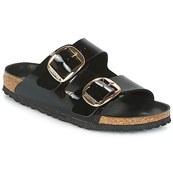 kengät Naiset Sandaalit Birkenstock ARIZONA BIG BUCKLE Black
