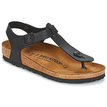 kengät Naiset Varvassandaalit Birkenstock KAIRO Black