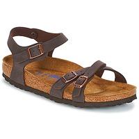 kengät Naiset Sandaalit ja avokkaat Birkenstock KUMBA SFB Brown