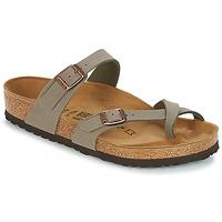 kengät Naiset Sandaalit Birkenstock MAYARI Harmaa