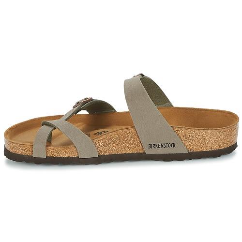 Birkenstock Mayari Grey - Ilmainen Toimitus- Kengät Sandaalit Naiset 65