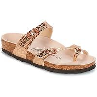 kengät Naiset Varvassandaalit Birkenstock MAYARI Pink